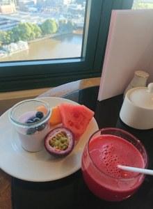 The Langham Club Lounge Breakfast The Money Marketer