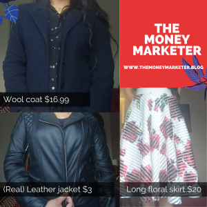 The Money Marketer Blog, The Money Marketer, Ruba Khan Blog, Op shopping, thrift shopping, thrift shopping haul, melbourne, second hand shopping, cheap clothes